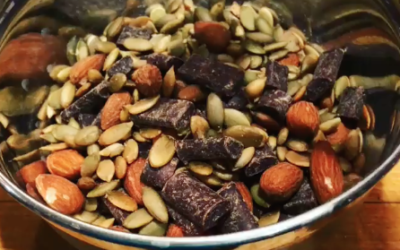 Pumpkin Seed Chocolate Trail Mix